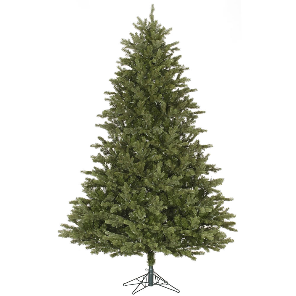 14 Foot Balsam Fir Artificial Christmas Tree Unlit