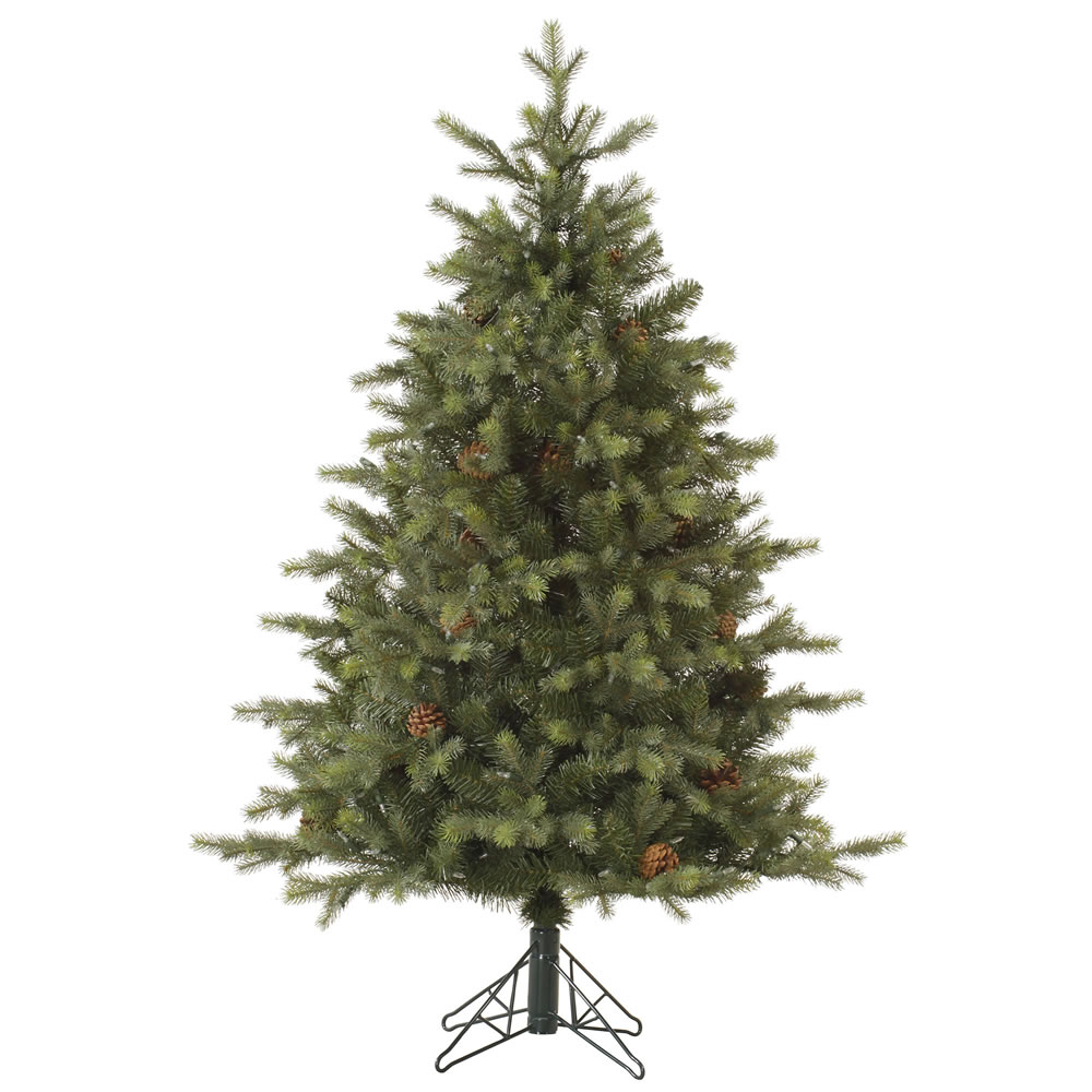 14 Foot Rocky Mountain Fir Artificial Christmas Tree Unlit