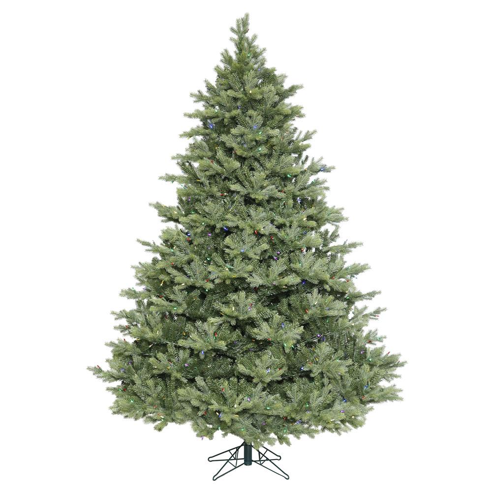 Artificial Christmas Trees - Prelit Artificial Christmas Trees - 35 ...