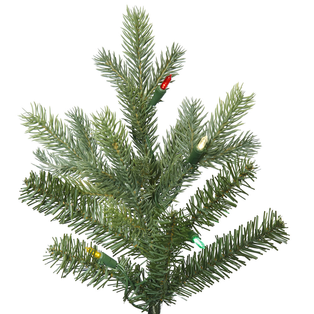 Artificial Christmas Trees - Prelit Artificial Christmas Trees - 35 ...