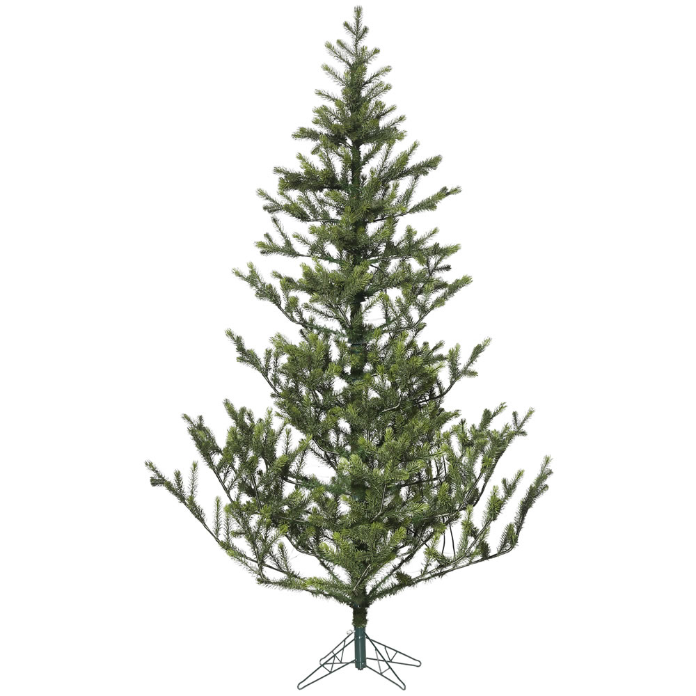 7.5 Foot Creekside Spruce Artificial Christmas Tree Unlit