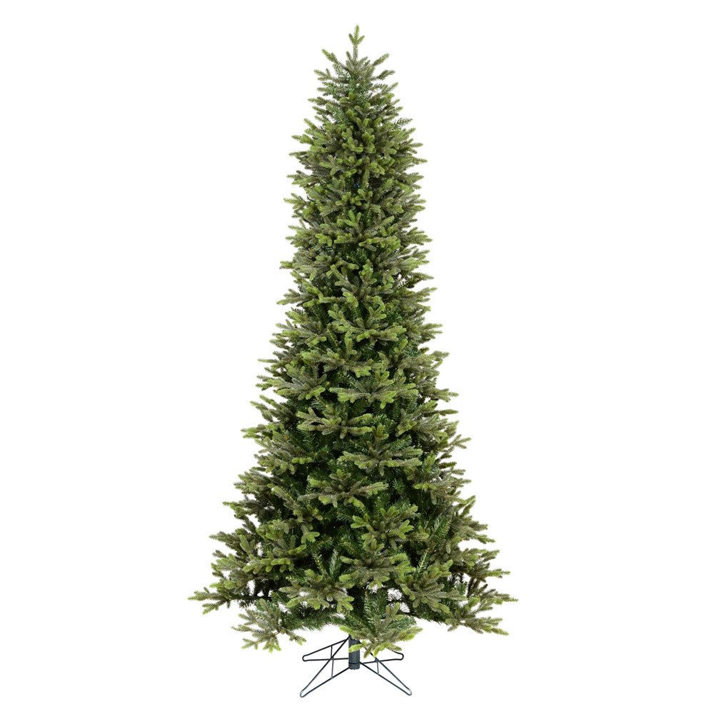 7.5 Foot Hudson Spruce Artificial Christmas Tree Unlit
