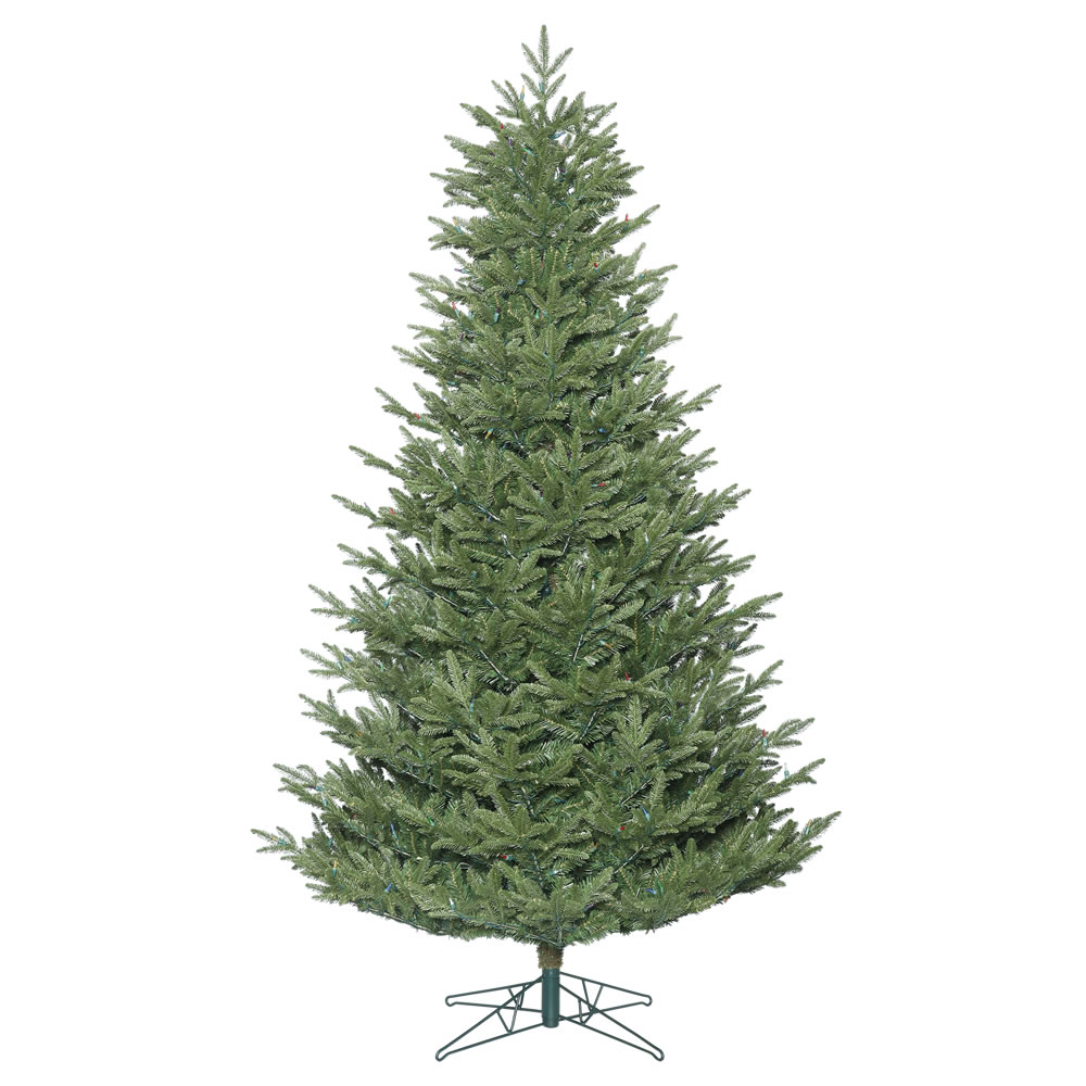 7.5 Foot Medium Deluxe Frasier Fir Artificial Christmas Tree Unlit