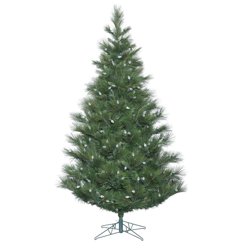 45 foot norway pine artificial christmas tree unlit