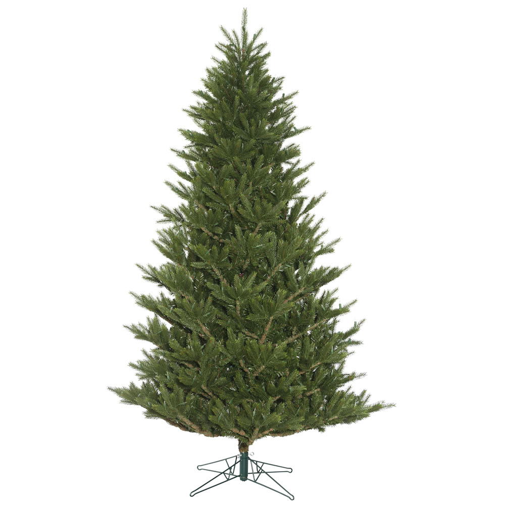 14 Foot Fresh Cut Frasier Fir Artificial Christmas Tree Unlit