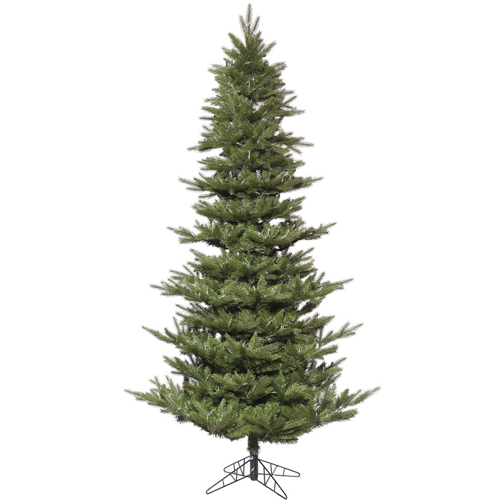 9 Foot Carlsbad Fir Artificial Christmas Tree Unlit