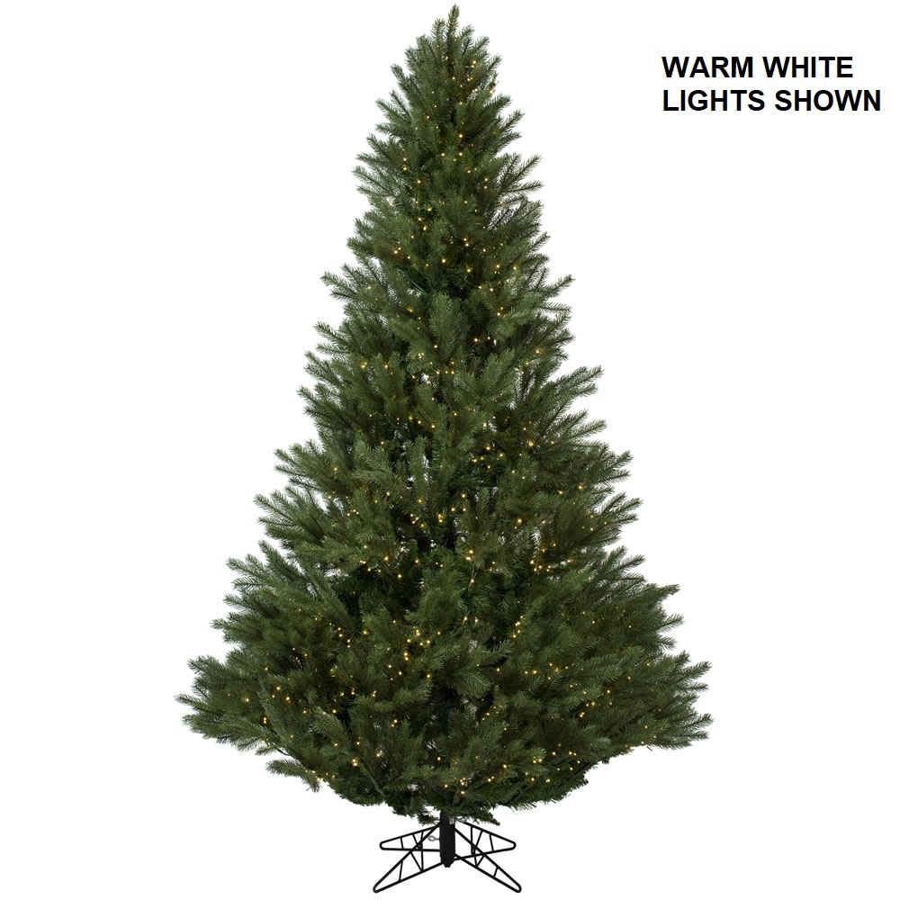 9 Foot Balsam Spruce Artificial Christmas Tree Unlit