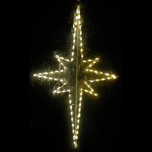 Nativity Star of Bethlehem LED Lighted Outdoor Christmas Decoration