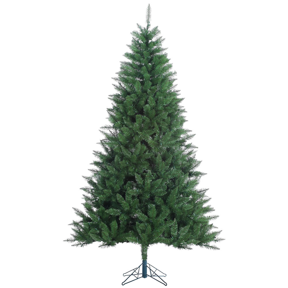 7.5 Foot Lincoln Fir Artificial Christmas Tree Unlit