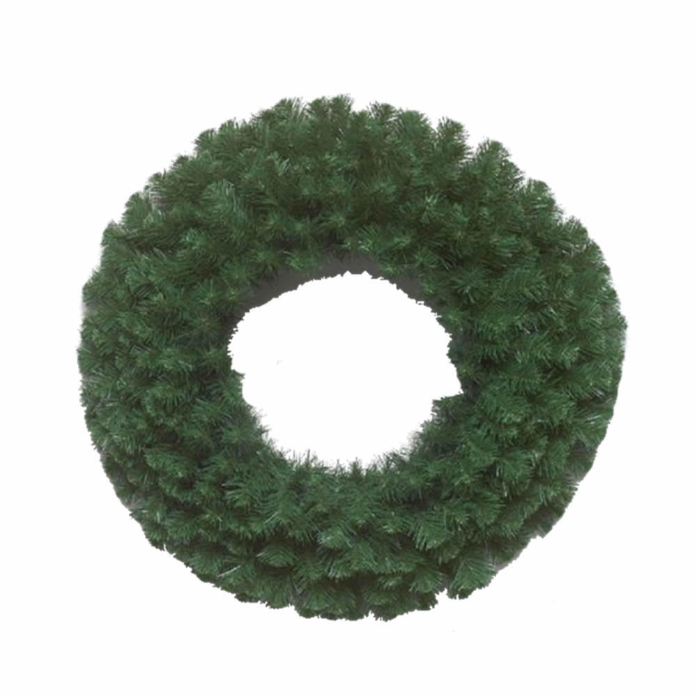 36 Inch Douglas Fir Artificial Christmas Wreath Unlit