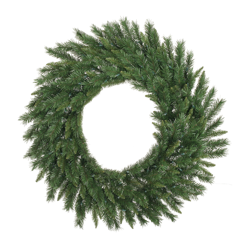 6 Foot Imperial Pine Artificial Christmas Wreath Unlit
