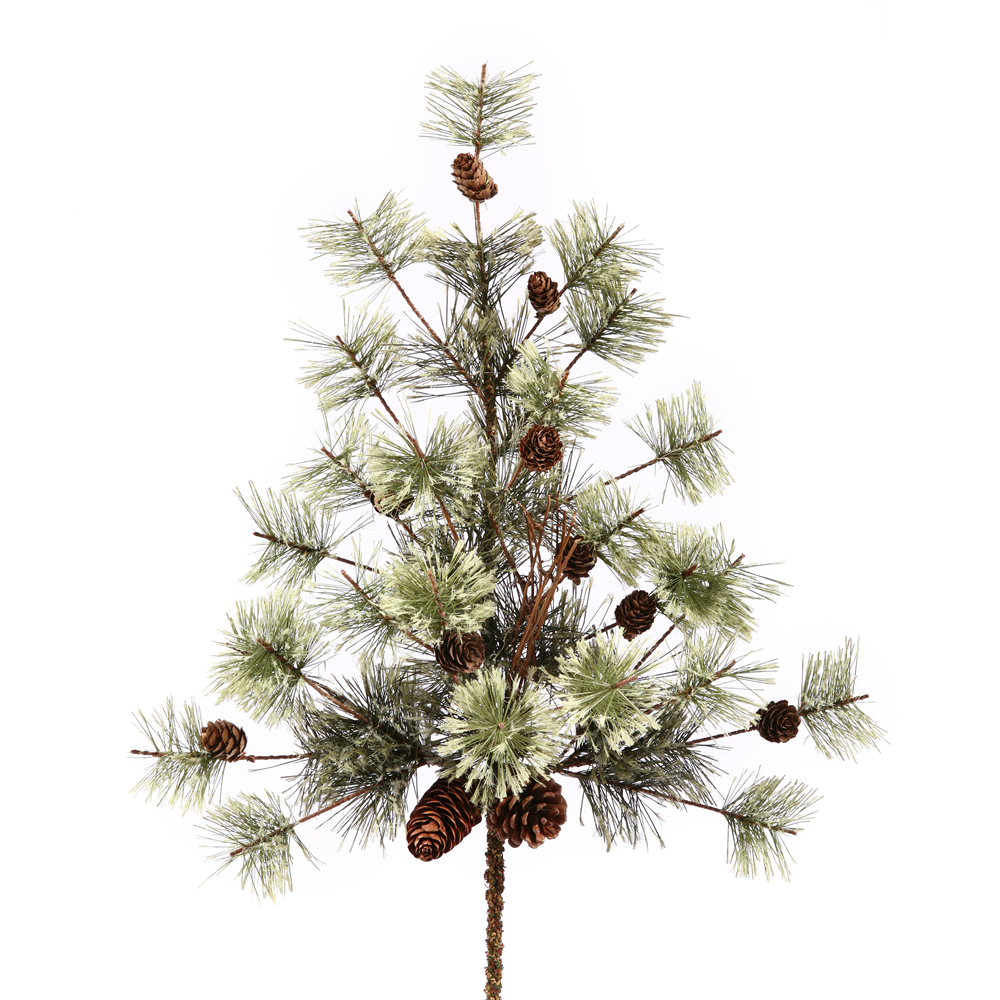 Dakota Pine Decorative Artificial Christmas Spray Set of 12 Unlit