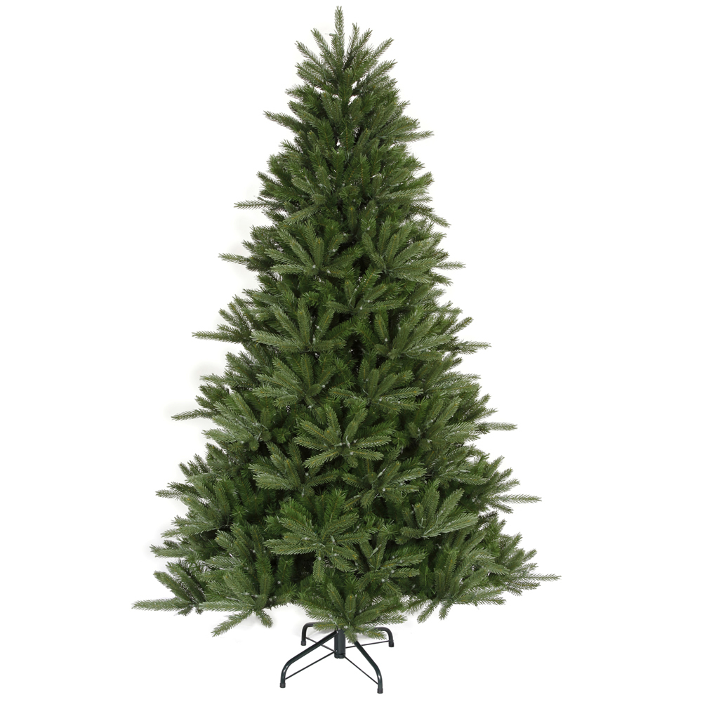 12 Foot Vermont Frasier Fir Instant Shape Artificial Christmas Tree Unlit