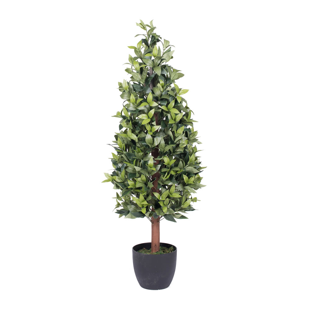 4 Foot Bay Potted Artificial Tree