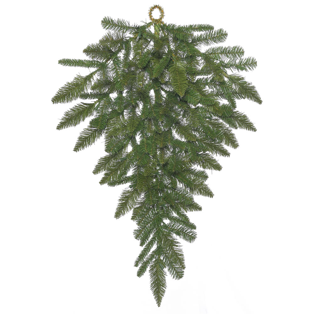 36 Inch Durango Spruce Artificial Christmas Teardrop Unlit