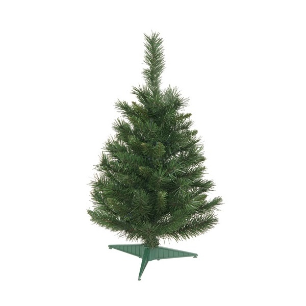 2.5 Foot Imperial Pine Artificial Christmas Tree Unlit