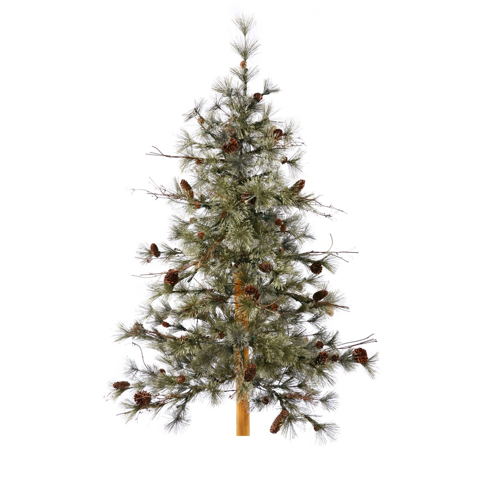 2 foot dakota pine artificial christmas wall tree unlit - Artificial Christmas Trees With Lights