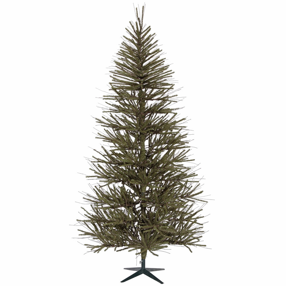 7 Foot Vienna Twig Artificial Christmas Tree Unlit
