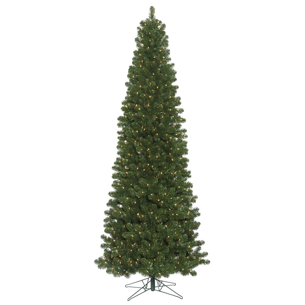 2 Foot Oregon Fir Artificial Christmas Tree - 50 DuraLit Incandescent Clear Mini Lights