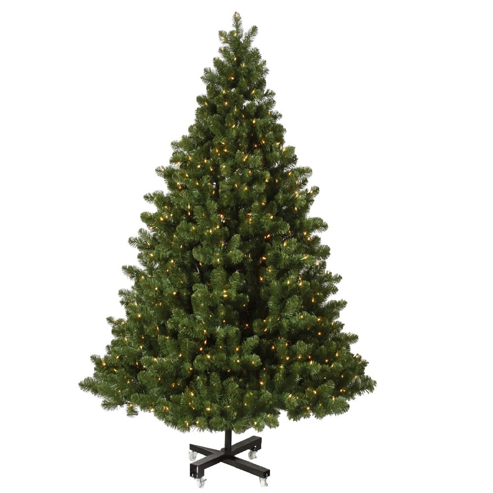 7.5 Foot Grand Teton Artificial Christmas Tree 850 Clear Lights