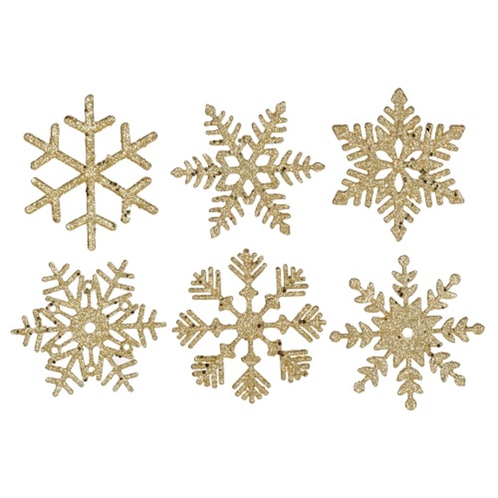christmas ornaments snowflake ornaments christmastopia com