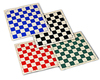 Blue Roll Up Chess Mat