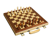 16 Inch Folding Chess Set