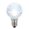 G30 LED Cool White Retrofit Replacement Bulbs - C7 Base - Case Of 25